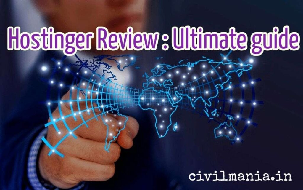 Hostinger India reviews