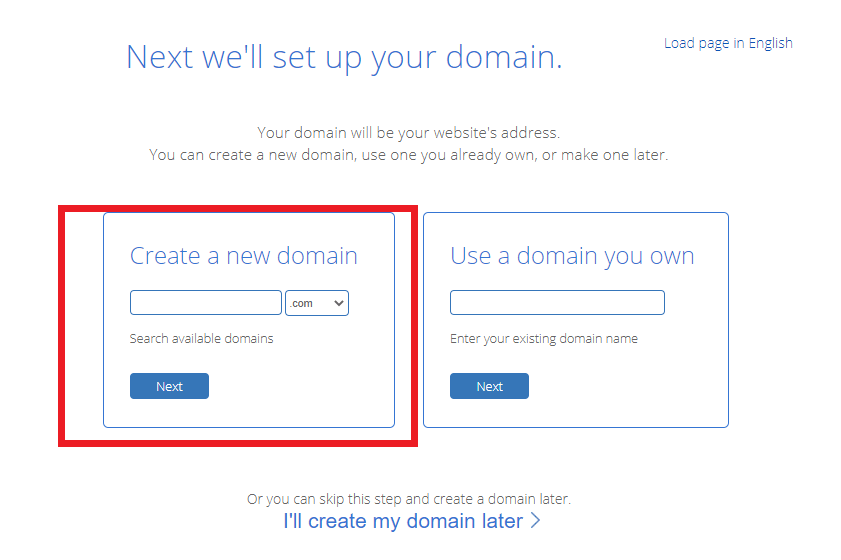 Bluehost India Domain coupon