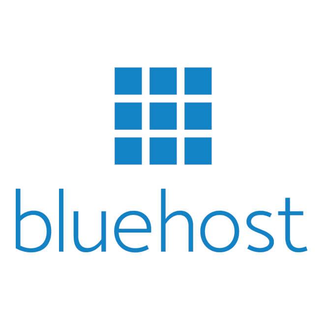 Bluehost India logo